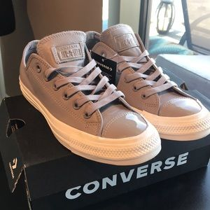 Converse Patent Leather Sneakers